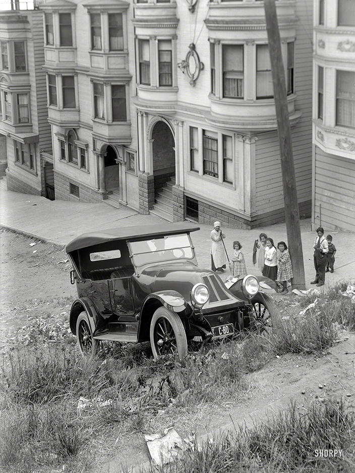 Tin Lizzies, hard-working jalopies, and stylish motorcars in San ...